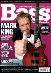 Bass Guitar issue 84 November 2012
