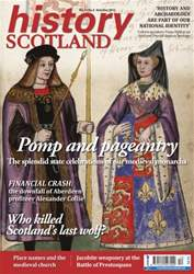 History Scotland issue Nov-Dec 2012