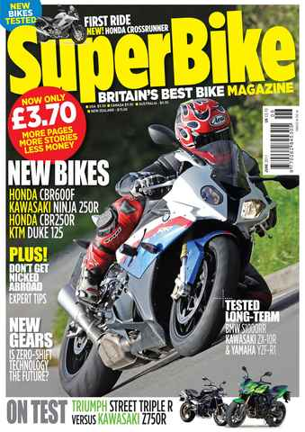 Superbike Magazine issue June 2011