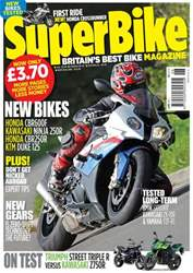 Superbike Magazine issue June 2011