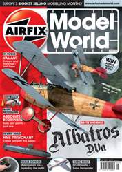 Airfix Model World issue May 2011