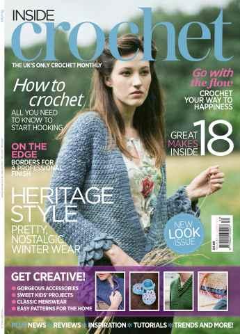 Inside Crochet issue October 2012 Issue 34