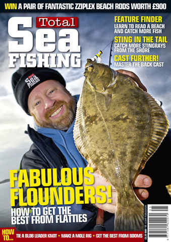 Total Sea Fishing issue May 2011