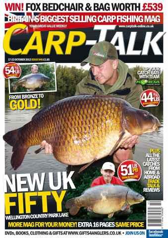 Carp-Talk issue 940