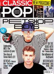 Classic Pop issue Classic Pop Pet Shop Boys