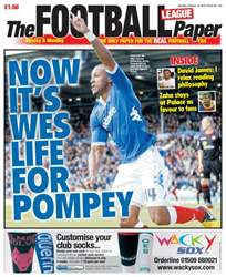 The Football League Paper issue 14th October 2012