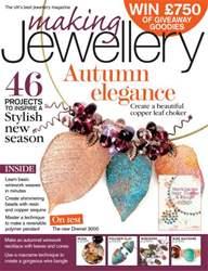 Making Jewellery issue November 2012