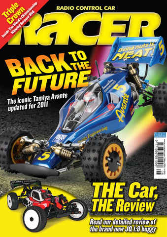 Radio Control Car Racer issue May 2011