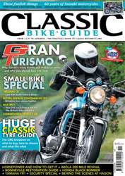 Classic Bike Guide issue November 2012