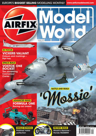 Airfix Model World issue April 2011