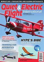 Quiet & Electric Flight Inter issue November 2012