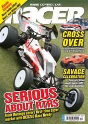 Radio Control Car Racer issue December 2012