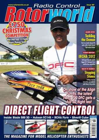 Radio Control Rotor World issue 80