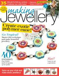 Making Jewellery issue October 2010