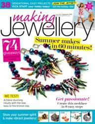 Making Jewellery issue September 2010