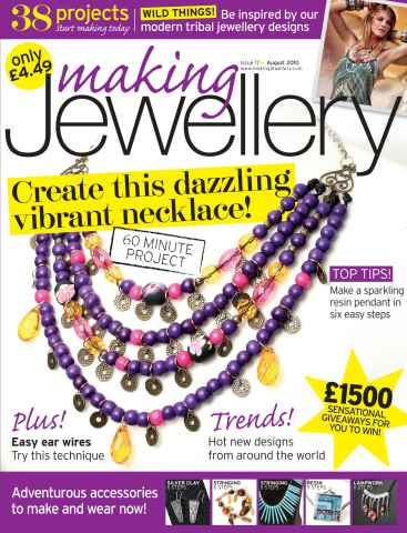 Making Jewellery issue August 2010