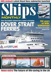 Ships Monthly issue Dover Strait December 12