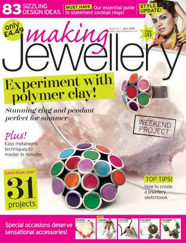 Making Jewellery issue July 2010