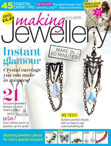 Making Jewellery issue June 2010