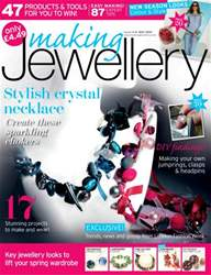 Making Jewellery issue May 2010