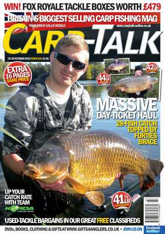 Carp-Talk issue 941