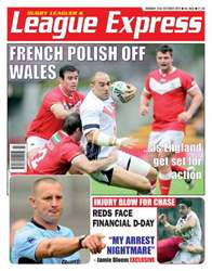 League Express issue 2833