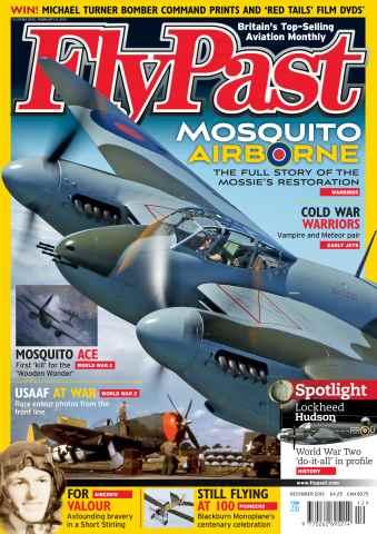 FlyPast issue December 2012