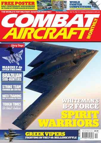 Combat Aircraft issue Vol 13 No 12