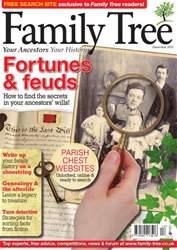 Family Tree issue Family Tree December 2012