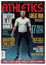 Athletics Weekly issue AW October 25 2012