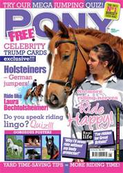 Pony Magazine issue May 2011