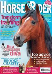 Horse&Rider Magazine - UK equestrian magazine for Horse and Rider issue May 2011