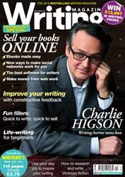Writing Magazine issue Writing Magazine December 2012