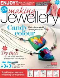 Making Jewellery issue March 2010