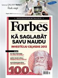 Forbes #30 11'12 issue Forbes #30 11'12