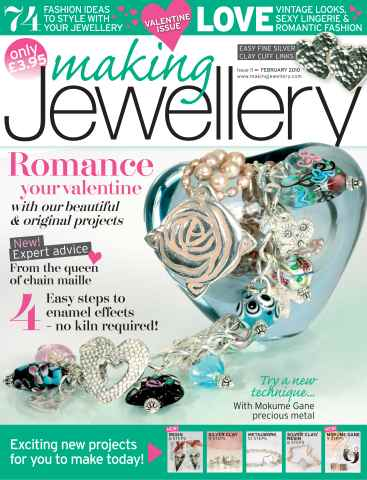 Making Jewellery issue February 2010