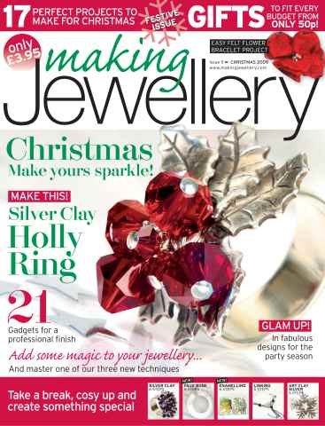 Making Jewellery issue Winter 2009