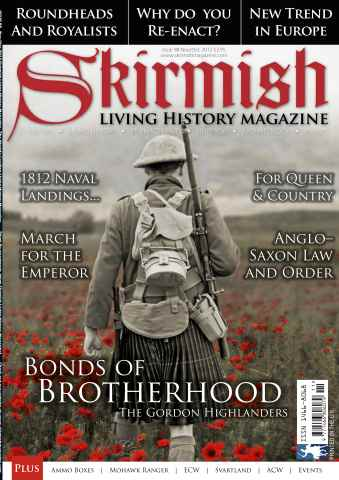 Skirmish Living History issue Issue 98