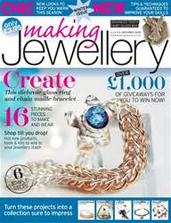 Making Jewellery issue December 2009