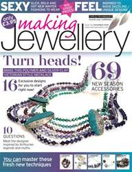 Making Jewellery issue November 2009