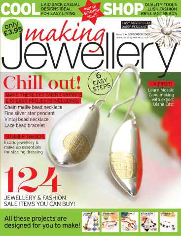 Making Jewellery issue September 2009