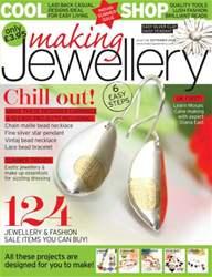 Making Jewellery issue September 2009