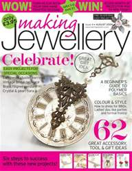 Making Jewellery issue August 2009