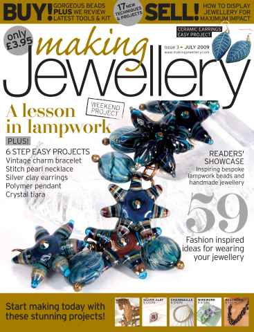Making Jewellery issue July 2009
