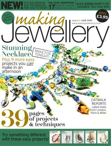 Making Jewellery issue June 2009