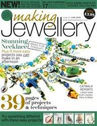 Making Jewellery issue June 2009