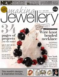 Making Jewellery issue May 2009