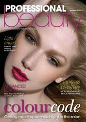 Professional Beauty issue Professional Beauty November 2012