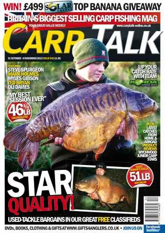 Carp-Talk issue 942