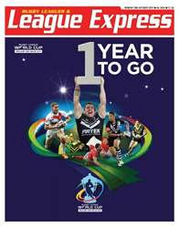 League Express issue 2834